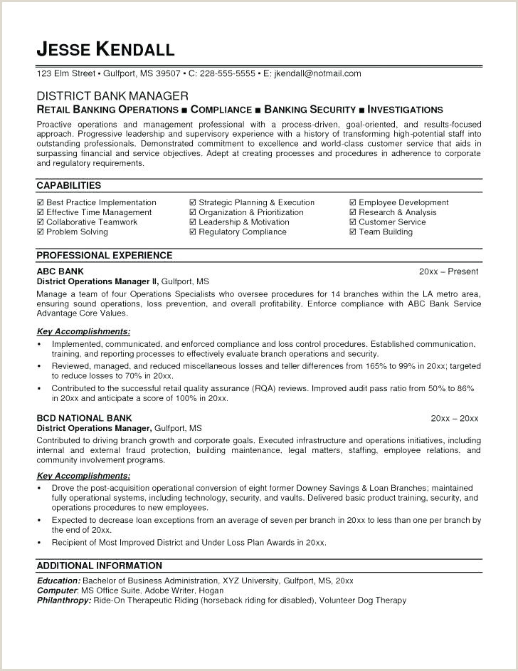 Professional Cv format Banker Bank Resume Template Medium Size World Investment Banking