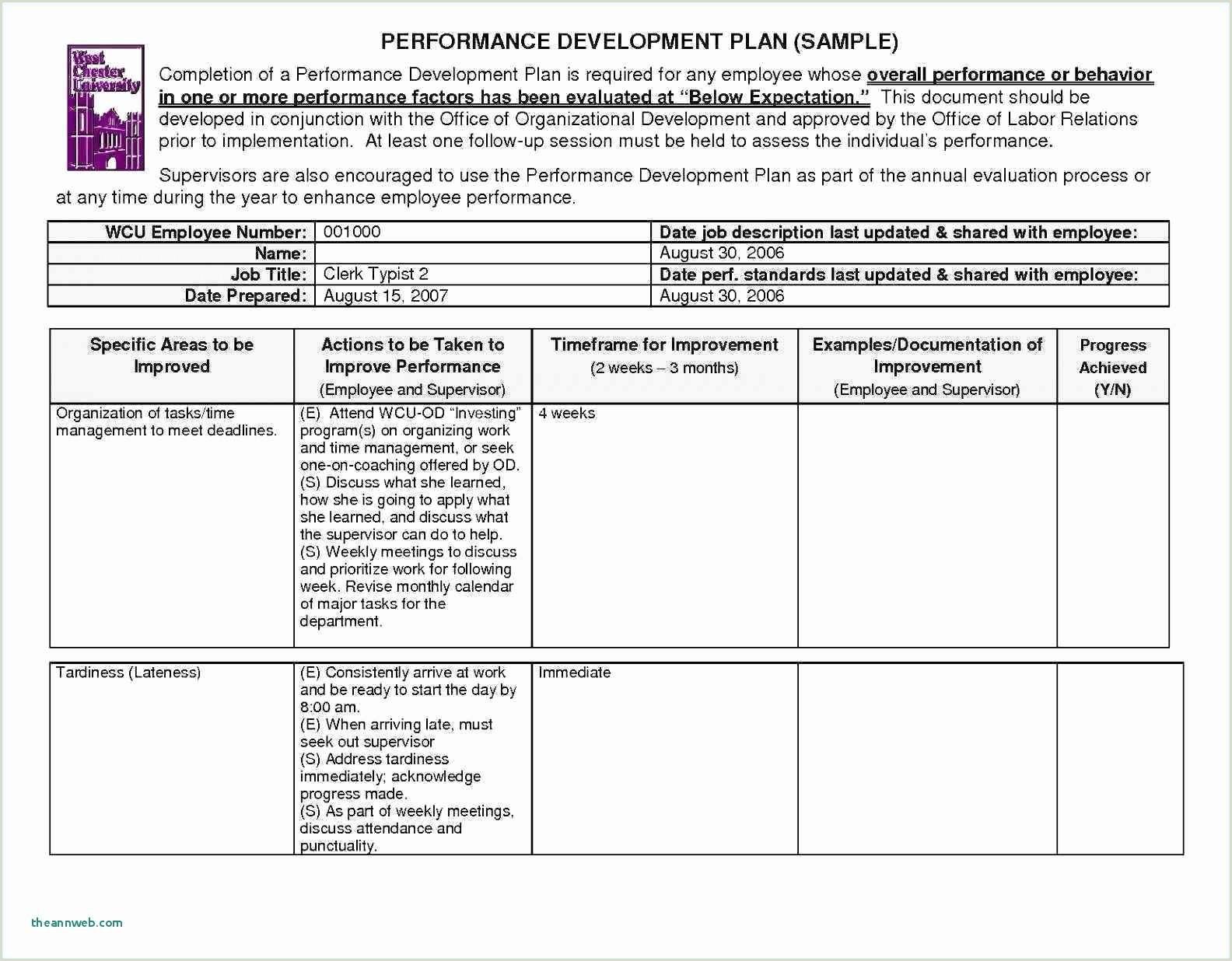 Business Development Report format