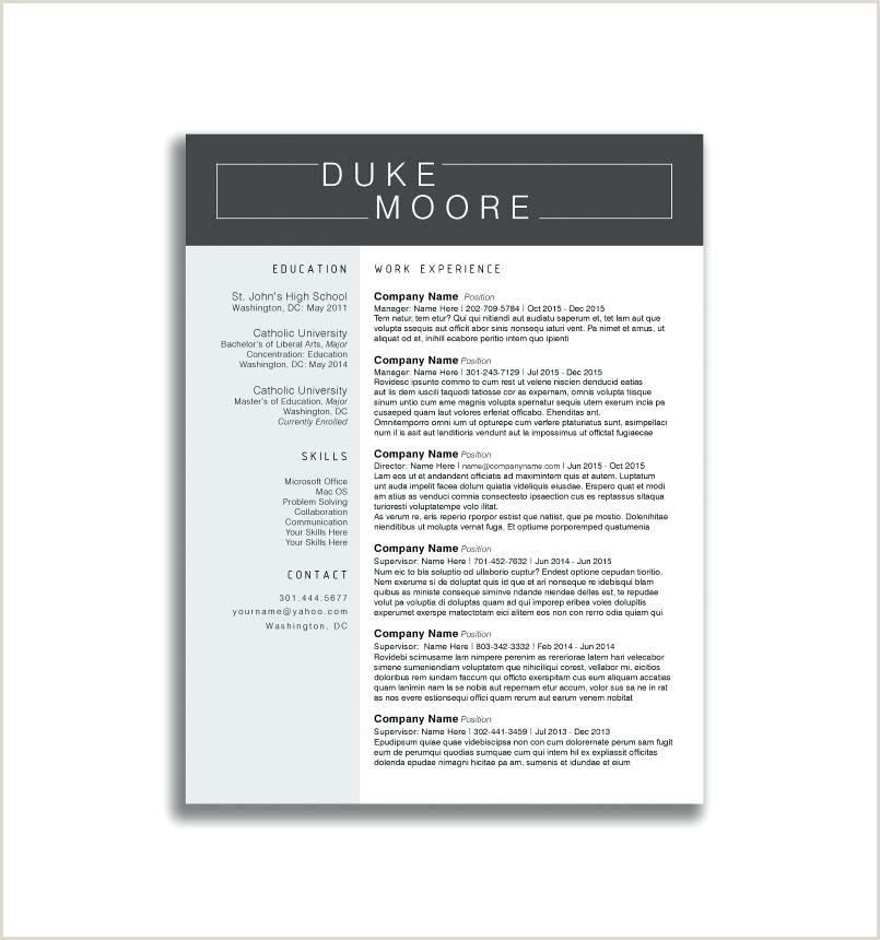 free teacher resume template – growthnotes
