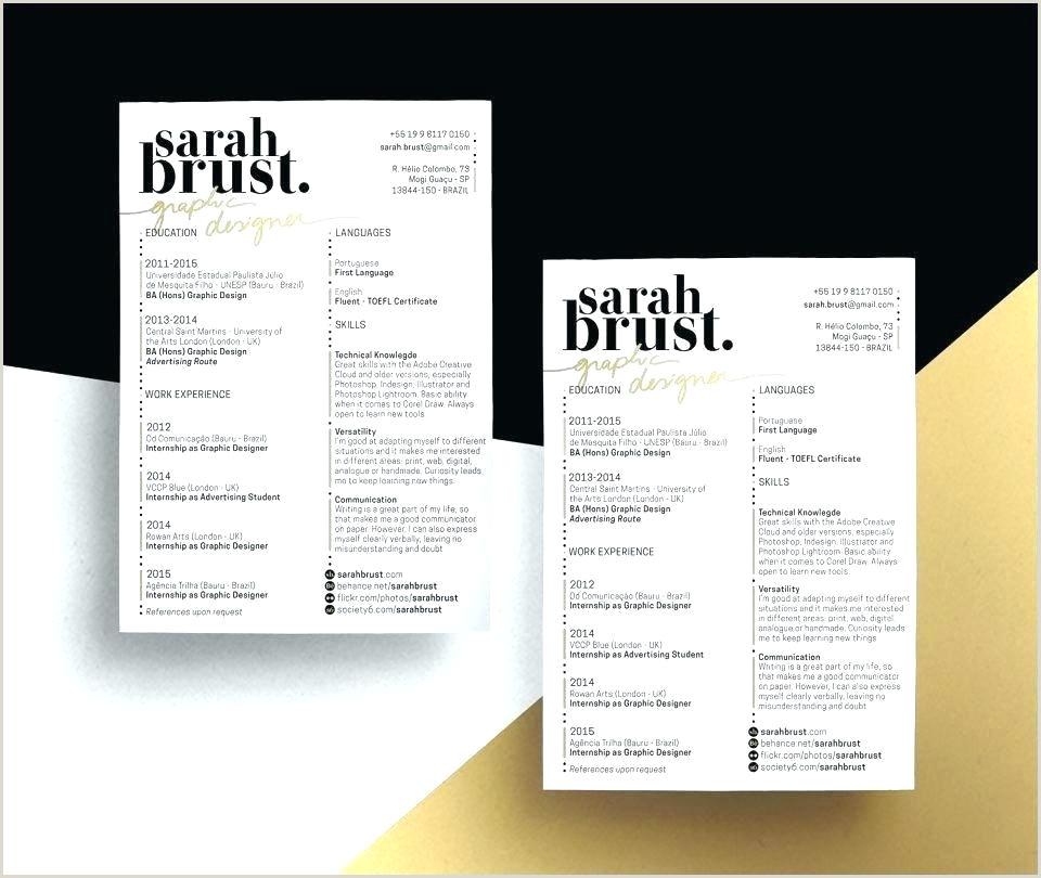 Creative Resume Templates Free Download Word Elegant Modern