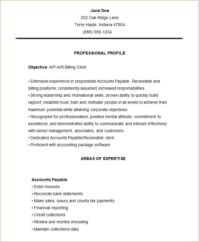 Professional Cv format for Accountant Cv Template for Accountant – Caseyroberts