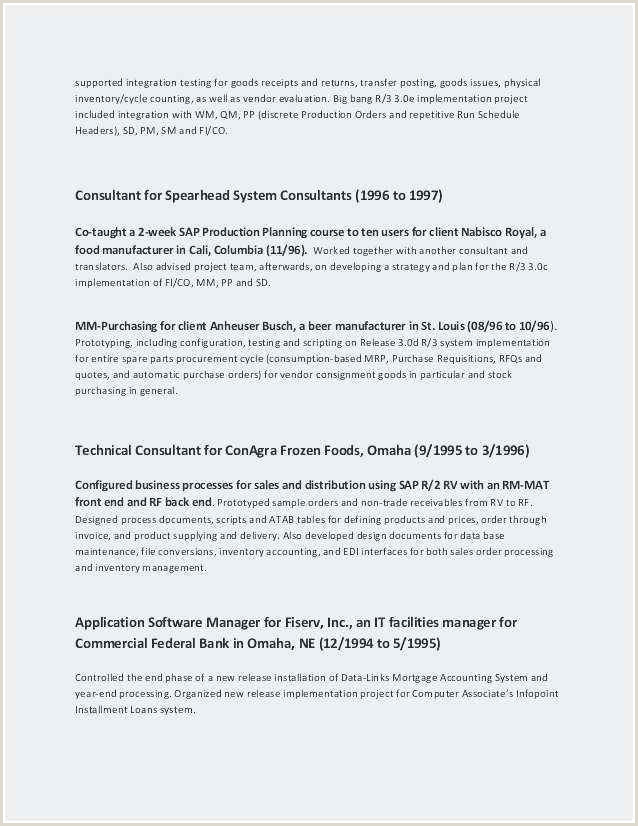 Professional Cv format for Banking Modele Cv Open Fice Gratuit Luxe Free Collection 42 Word