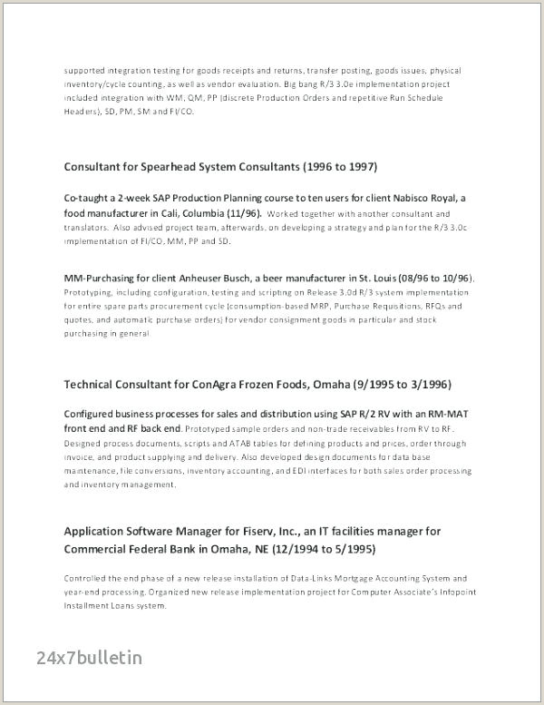 Professional Cv format for Banking Veterinary Cv Template