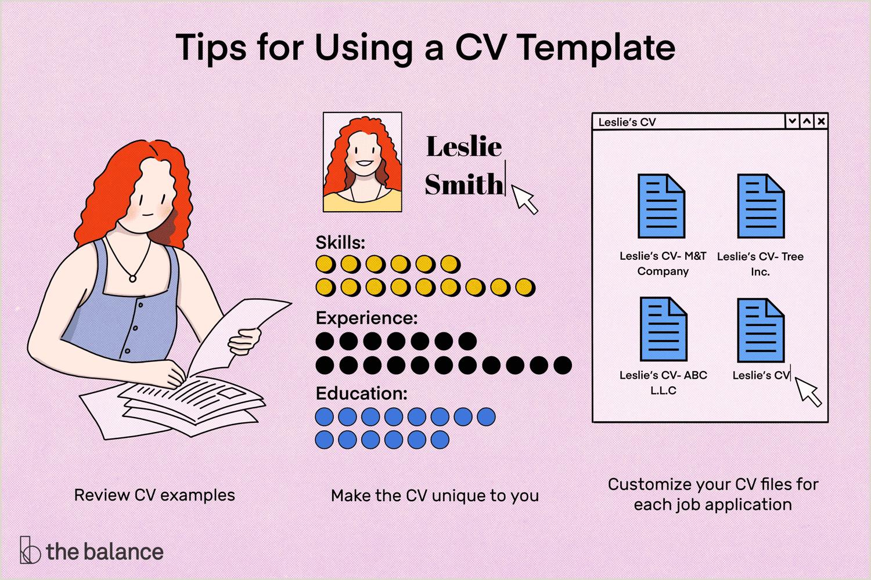 Free Microsoft Curriculum Vitae CV Templates