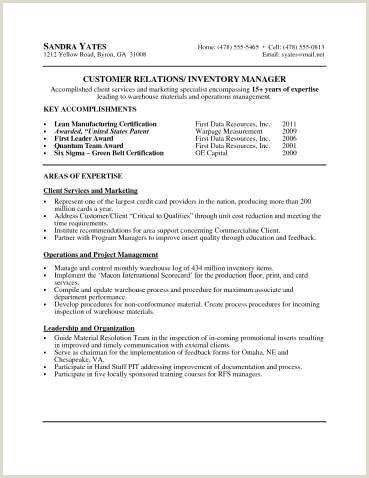 Exemple De Cv General Le Luxe Cv format Sample Resume format
