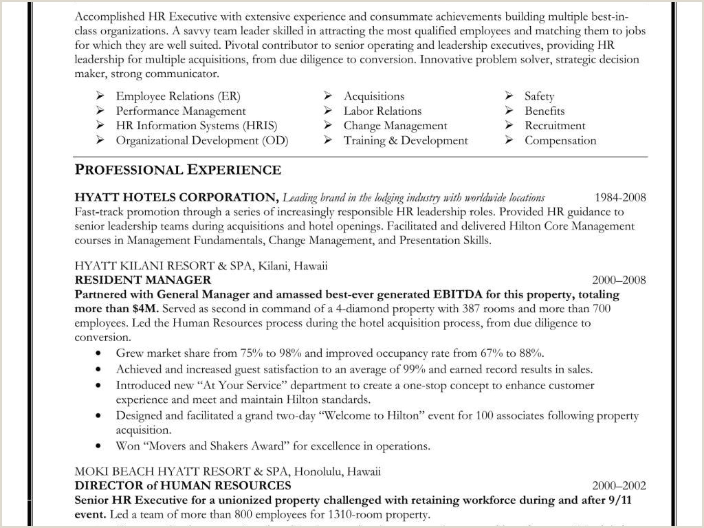 Professional Cv format for Hotel 78 Cool Image Manufacturing Operator Resume Examples