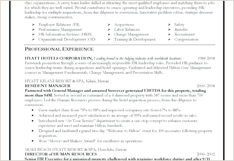 Senior Resume Template Leadership Resume Template Senior
