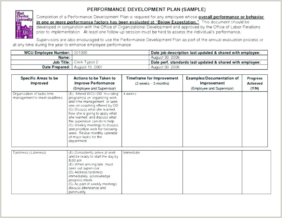 Employee Absence Form Template Leave Best Procedure Hr