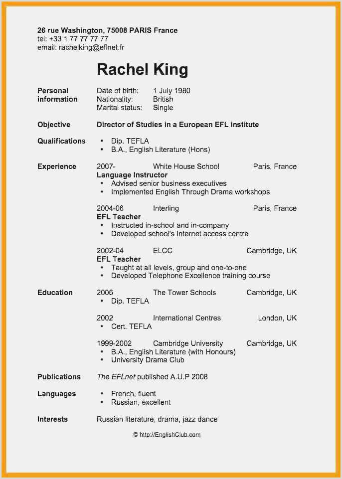 Professional Cv format for Hr Manager Free Download Resumes for High School Students New Fresh