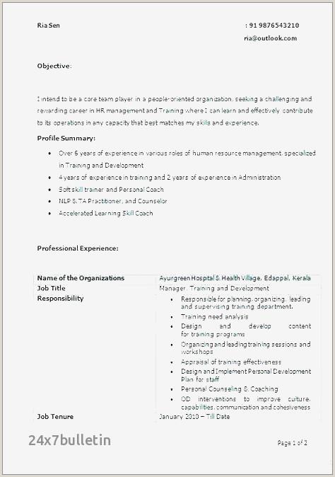 Professional Cv format for Hr Manager Hr Professional Resume Sample Restaurant Manager Resume