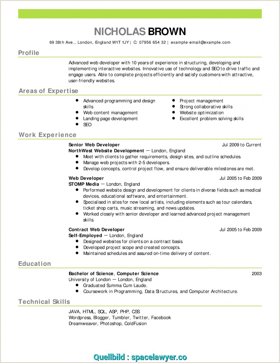Praktisch Sample Resume Student Hr Manager Resume