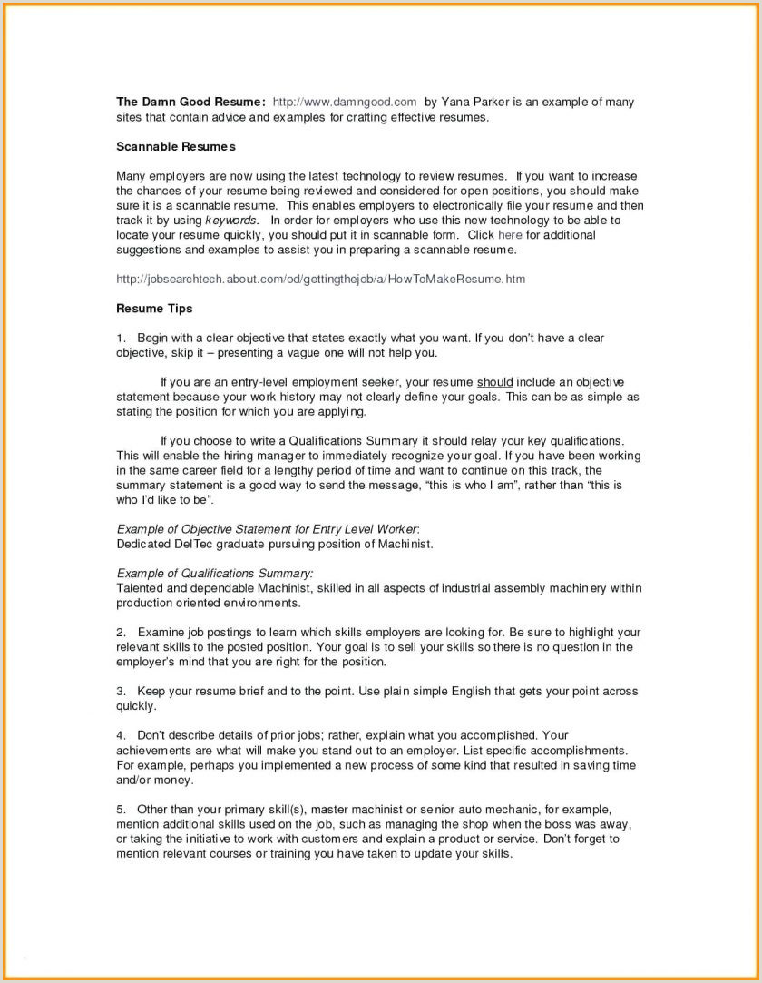 Example Teacher Resume Objective Good Teachers Best