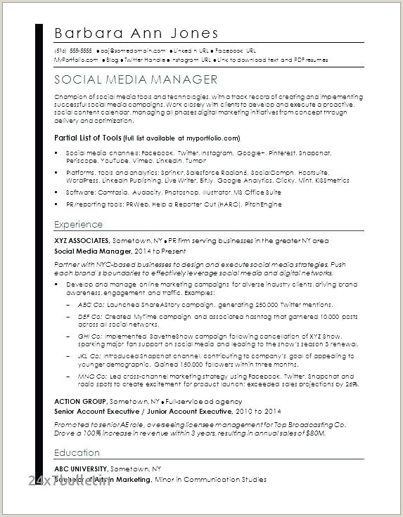 Professional Cv format for Managers Delivery Driver Job Description for Resume Best Cv Template