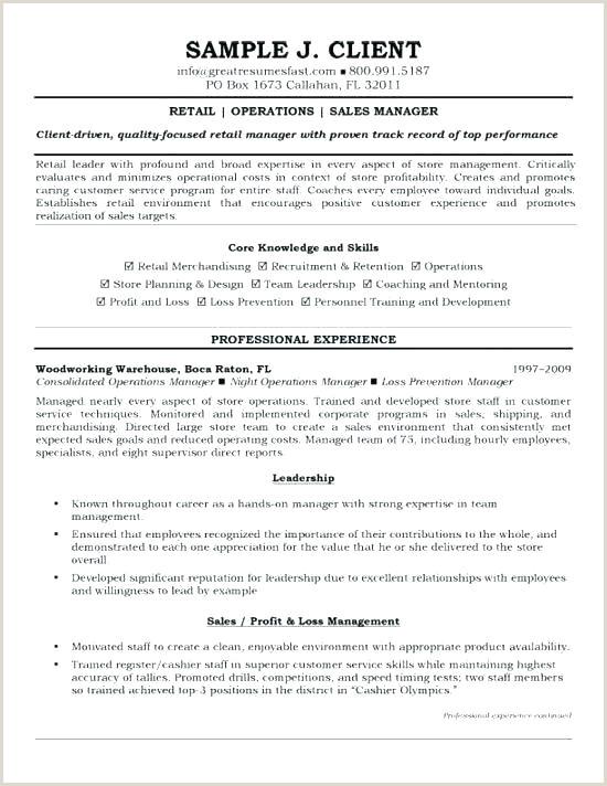 retail job description template