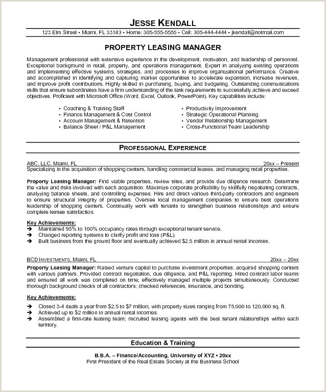 Retail assistant Manager Resume Examples Luxury assistant