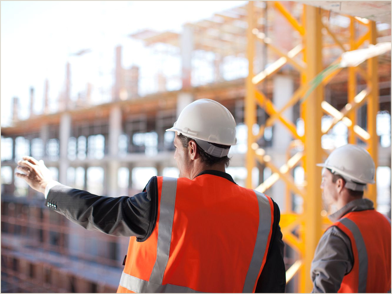 What It Takes to Be a Construction Safety ficer