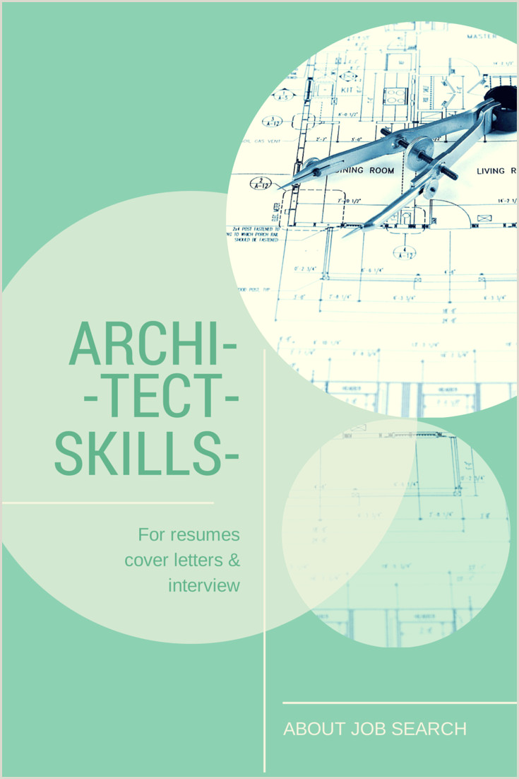 Here Is a List of the Skills That Architects Need with
