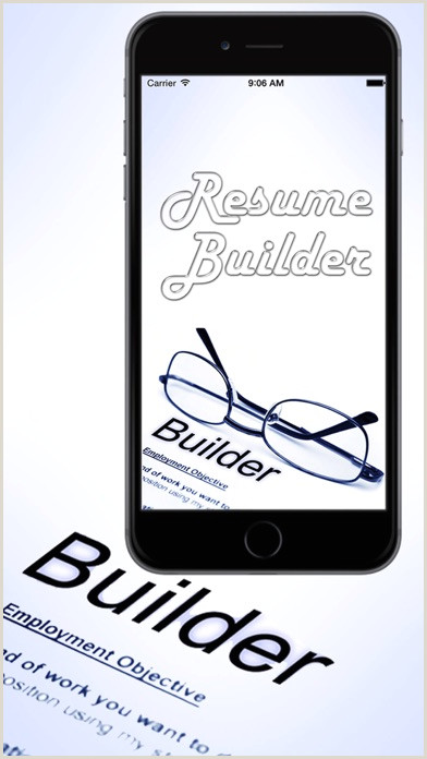 Smart Resume Builder Professional CV