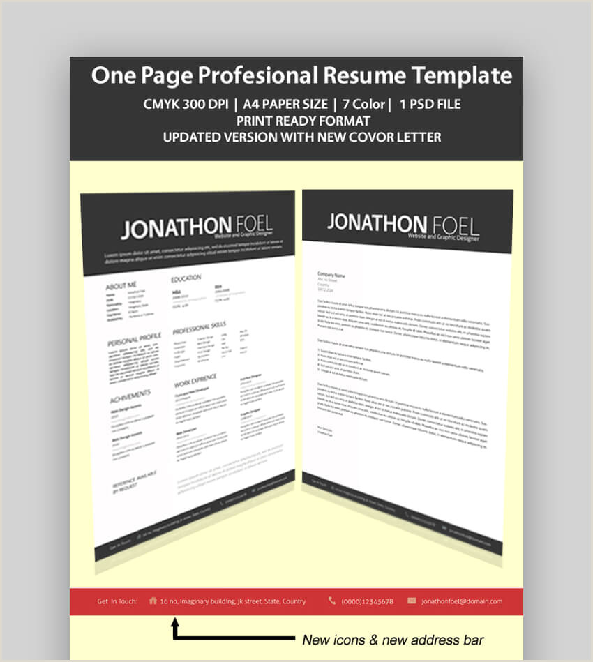 Professional Cv format for Uae 25 top E Page Resume Templates Simple to Use format