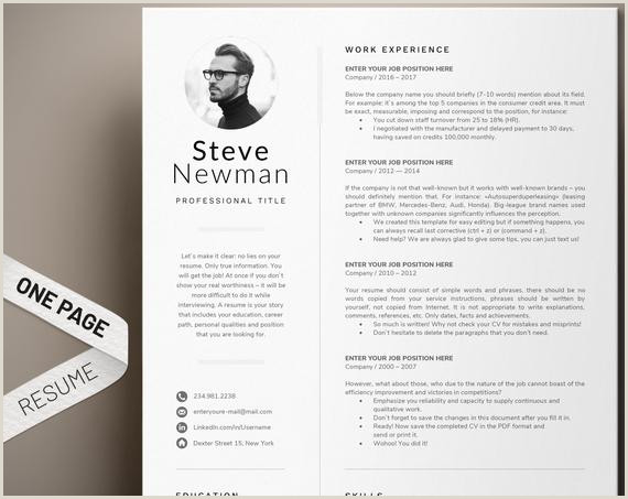 Professional Cv format for Uae Minimalist Resume Template Word Professional Resume