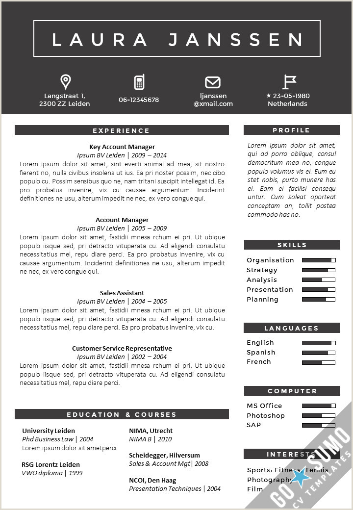 Word Templates Resume Examples Templates Cv Word Car