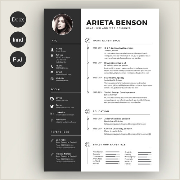 Professional Cv format In Ms Word 2016 28 Minimal & Creative Resume Templates Psd Word & Ai