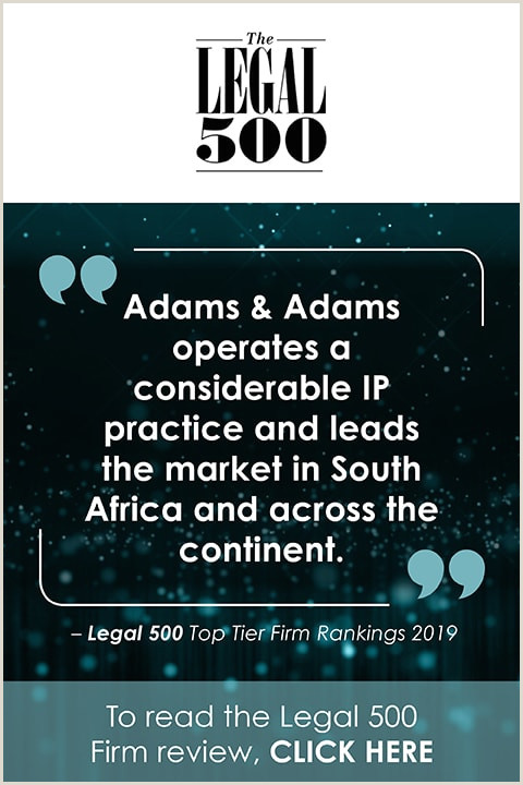 Adams & Adams Africa s Leading IP Law Firm
