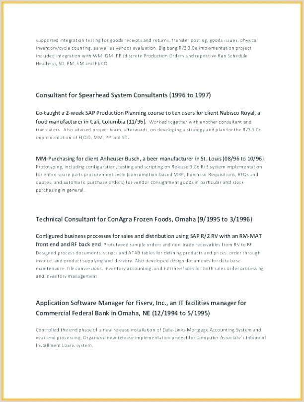 Resume Templates In Word format Sample Nursing Cover Letter
