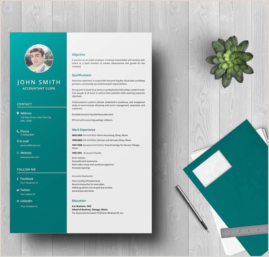 39 Free Resume Templates PDF DOC