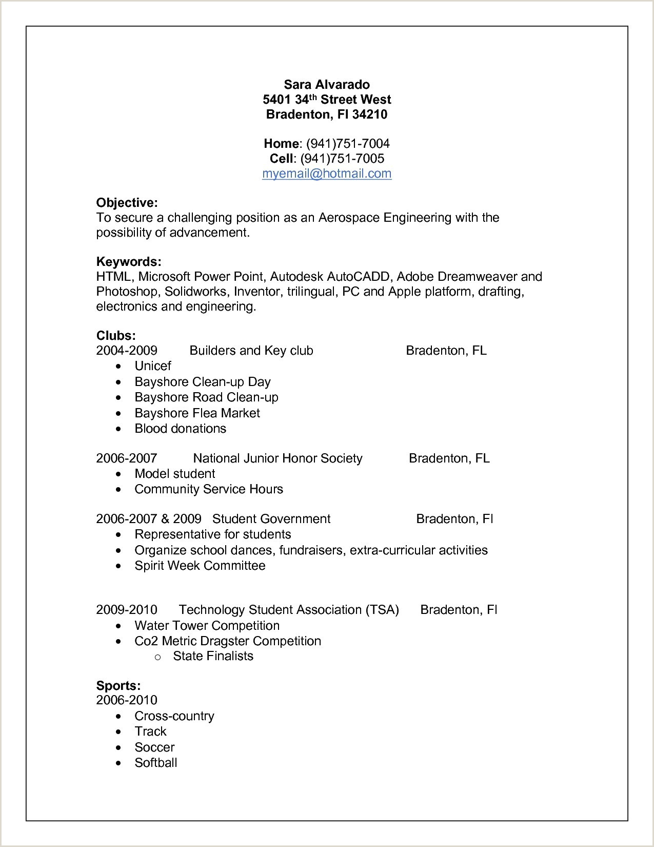 Professional Engineering Cv Examples šnico Professional