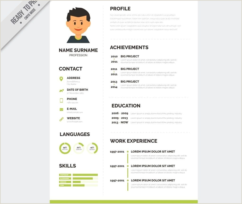 Professional Cv format Simple Resume Templates Wordpad Self Introduce Cv Template format