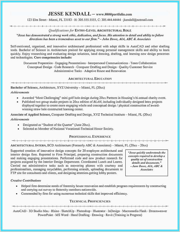 Resumes Experience Examples Best How to Write A Strong