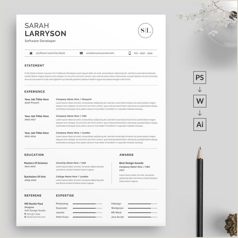 Professional Resume Template Resume Template CV Template Resume Template Word Creative Resume Template