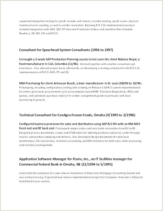 Professional Cv formats In Word Resume Template Word