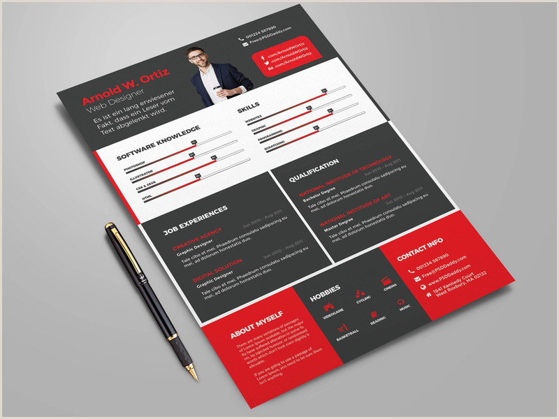Professional Cv Template for Graphic Designer Free Professional Resume Template by Free Invoice Template