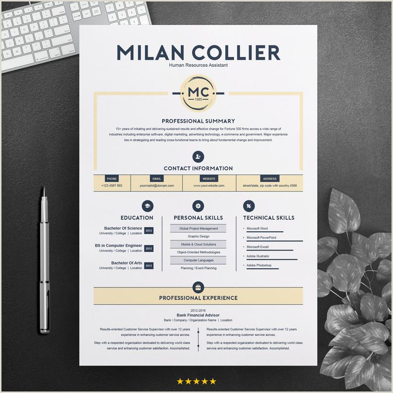Professional Cv Word format Download Creative Resume Design Template Ms Word Cv Template Professional & Modern Curriculum Vitae Apple Pages