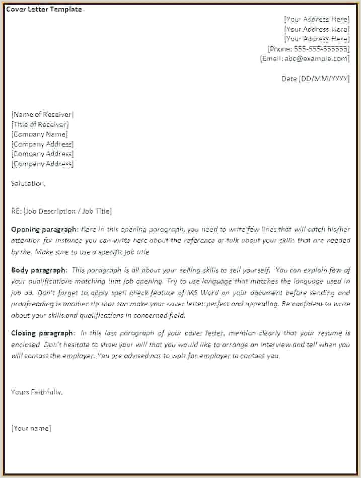 Free Download Templates For Cover Letters Picture Free Free