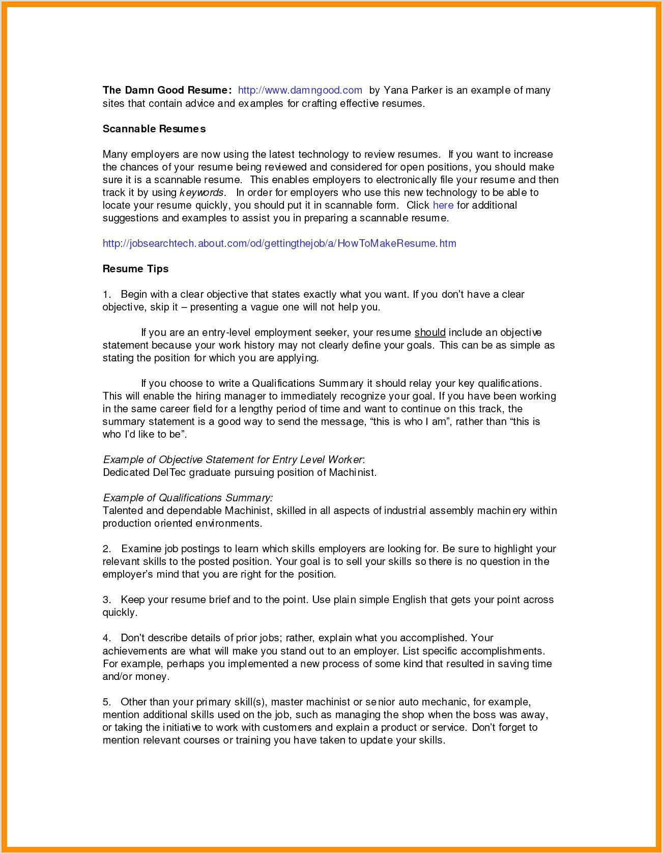 Professional format Of Writing Cv Professional Objective for Resume Professional Zety Resume