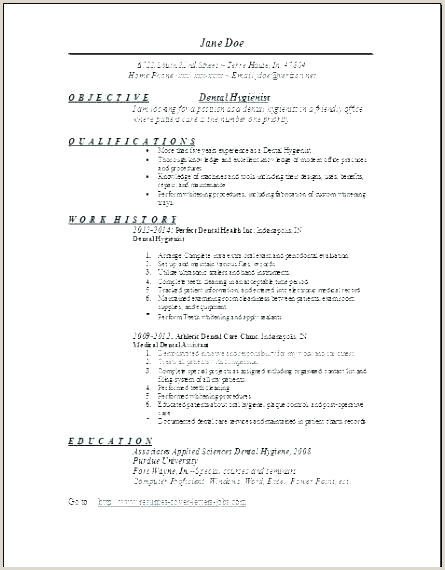 Professional Receptionist Cv Example Uk Dental Resume Template – Musacreative