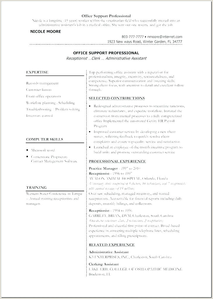 free cv template for students