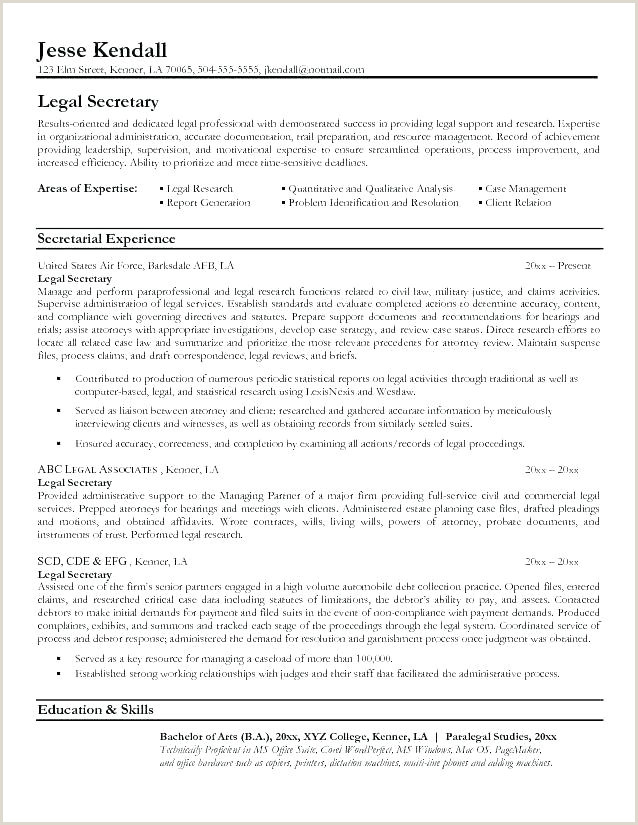 secretary resume – dew drops