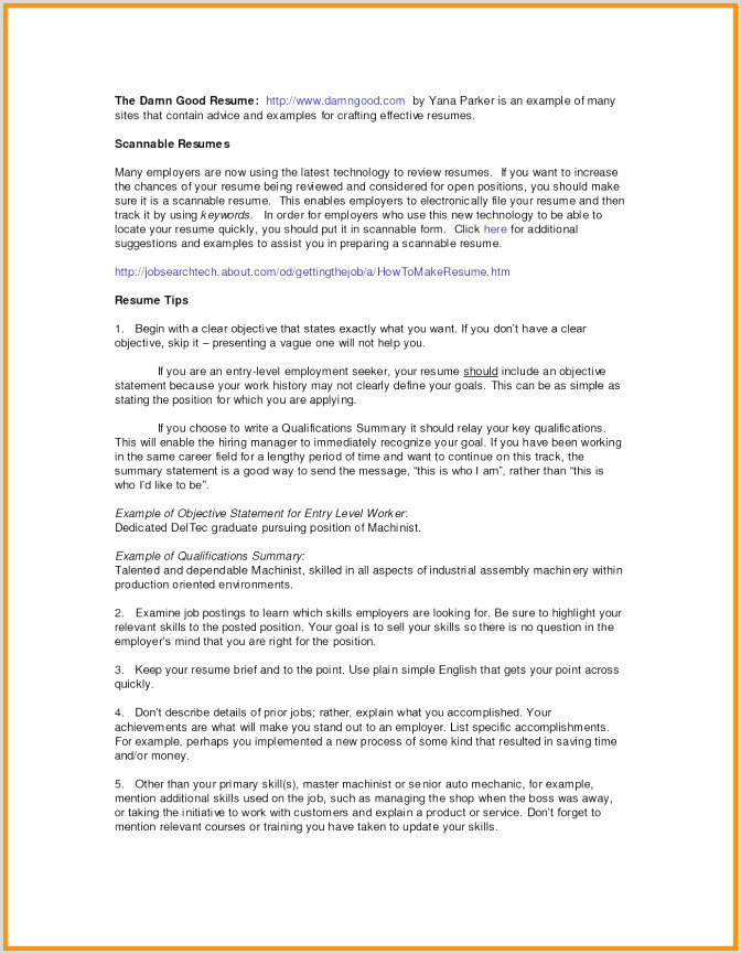 Good Qualifications for Resume Inspirational Email Resume