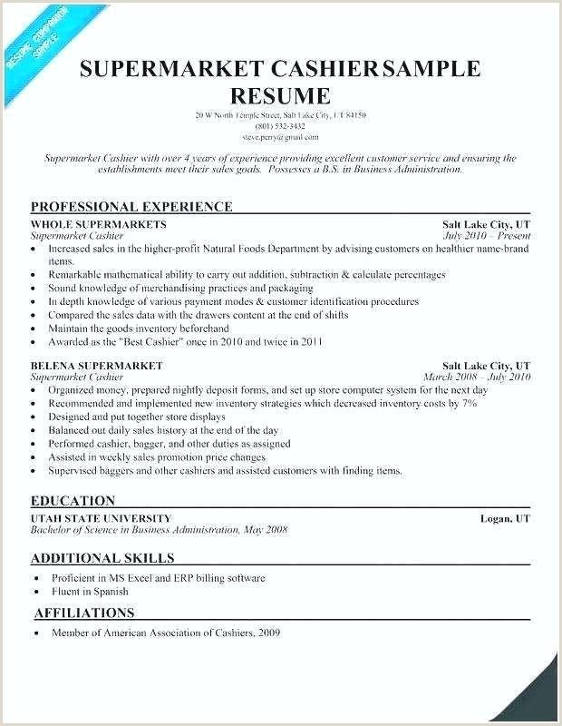 grocery cashier resume – wikirian