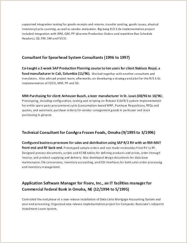 Program Manager Cover Letters 37 Professional Summary for Project Manager