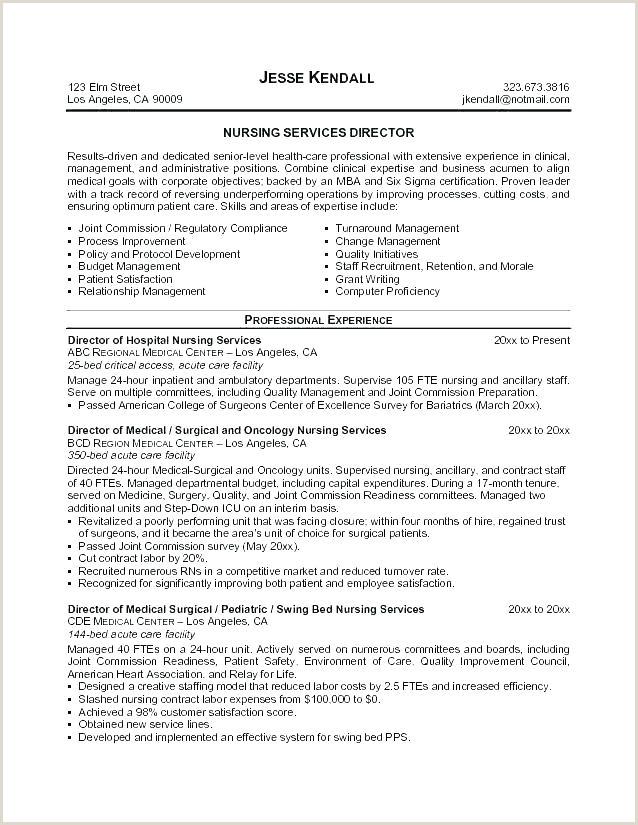 12 13 examples of nursing resumes