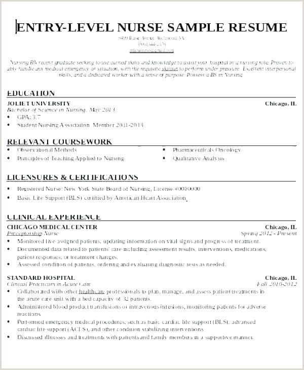 Progressive Care Unit Nurse Resume Acute Care Nurse Practitioner Sample Resume – Podarki