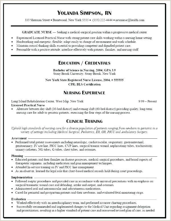resume template rn – bellaroo