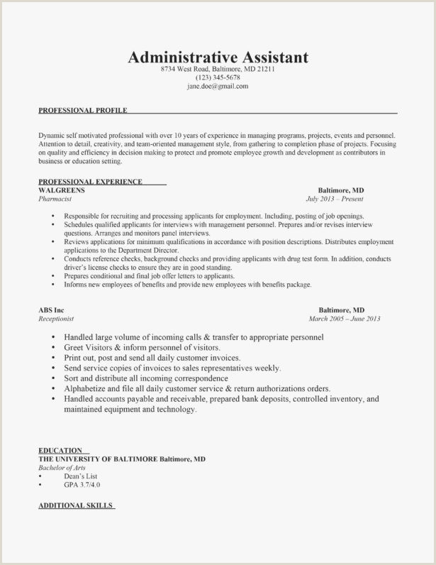 Cover Letter Administrative Assistant Cover Letter entry