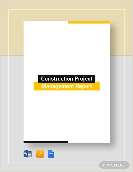 Project Management Memo Example Free 17 Project Report Examples & Samples In Pdf
