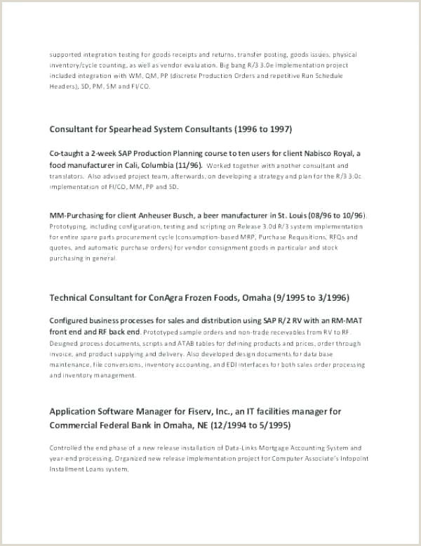 Project Manager Cover Letter Sample Inspirational General